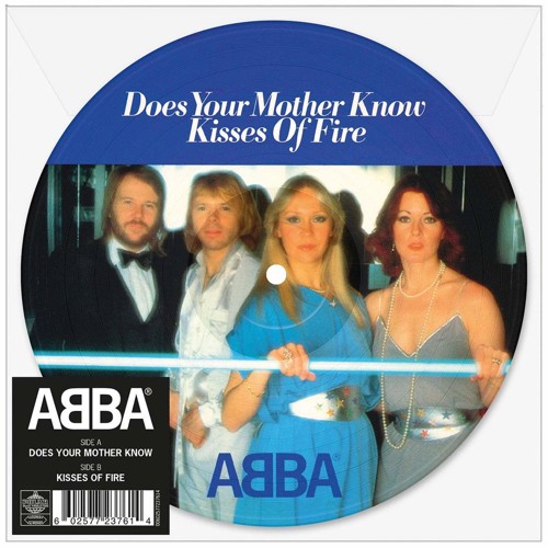 Abba - Does Your Mother Know (Picture Disc) (SV)