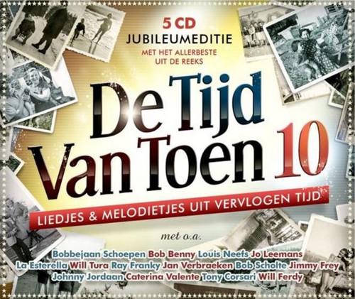 *      Various - De Tijd Van Toen 10 - 5CD (CD)