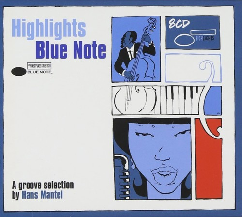 Various - Highlights Blue Note (8CD Box Set)