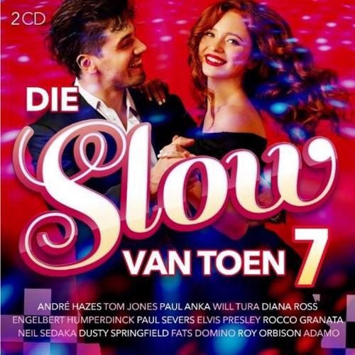 Various - Die Slow Van Toen 7 - 2CD