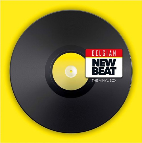 "Various - Belgian New Beat - 10X12"" Box set (LP)"