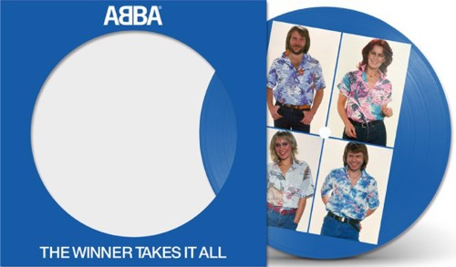 Abba - The Winner Takes It All (Picture Disc) (SV)
