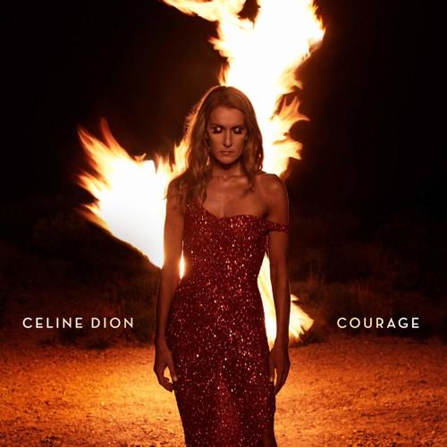 * Celine Dion - Courage (CD)
