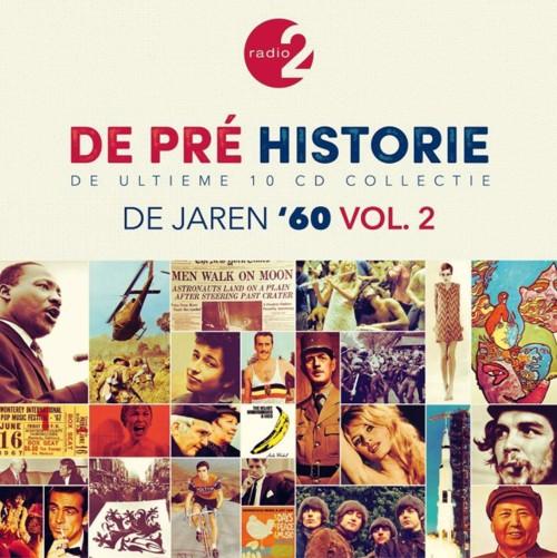 Various - De Pre Historie - De Jaren '60 Deel 2 - Box set 10 CD's (CD)