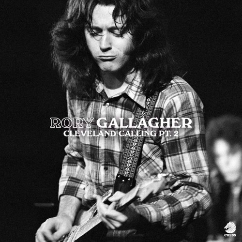 Rory Gallagher - Cleveland Calling Pt. 2 - RSD21 - 2LP (LP)