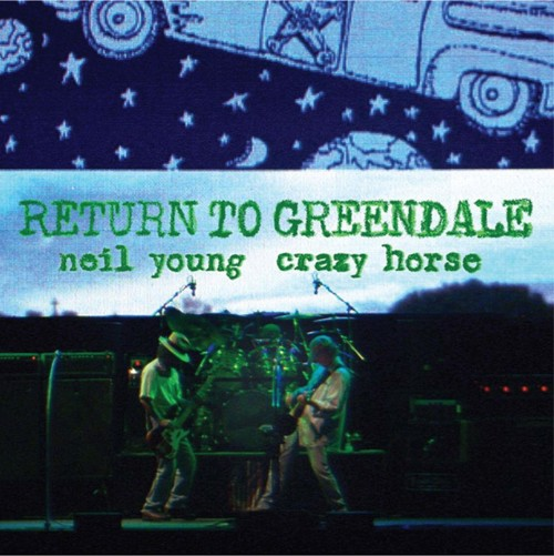 Neil Young - Return To Greendale - 2LP (LP)