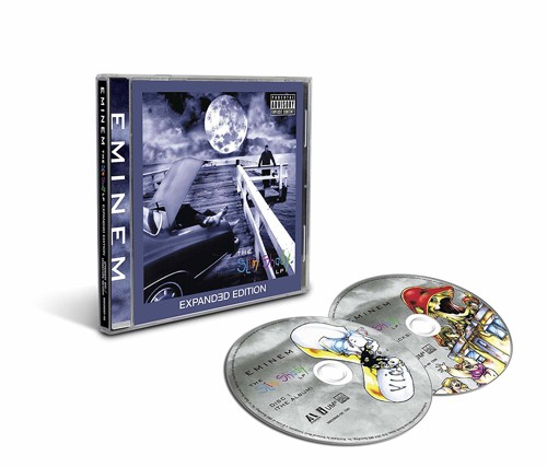 Eminem - The Slim Shady LP (Expanded) - 2CD (CD)