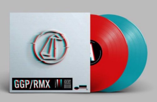 Gogo Penguin - GGP / RMX (Coloured Indie Only) - 2LP (LP)