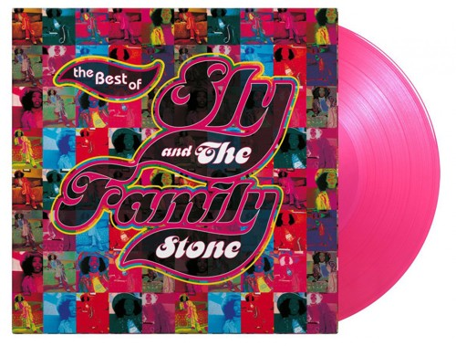 Sly & The Family Stone - The Best Of (Pink Vinyl) - 2LP(LP)