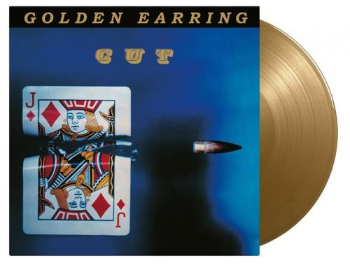 Golden Earring - Cut (Gold Vinyl) (LP)