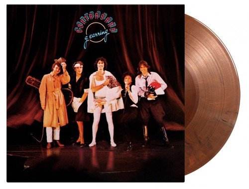 Golden Earring - Contraband (Coloured Vinyl) (LP)