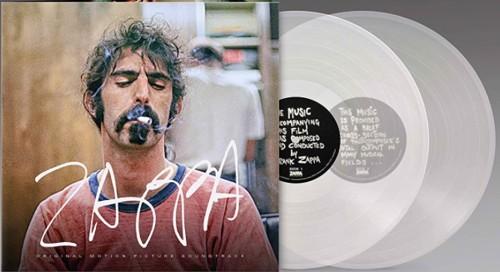 Frank Zappa - Zappa (OST / Clear Vinyl) - 2LP (LP)