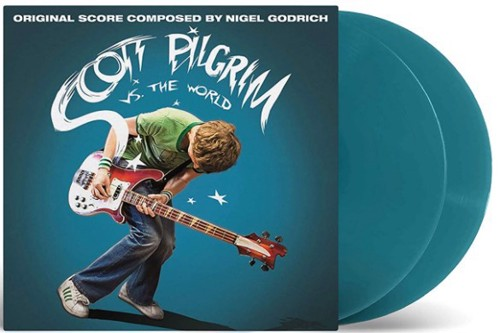 OST / Various - Scott Pilgrim Vs. The World (10th Anniversary) Blue Vinyl - 2LP (LP)
