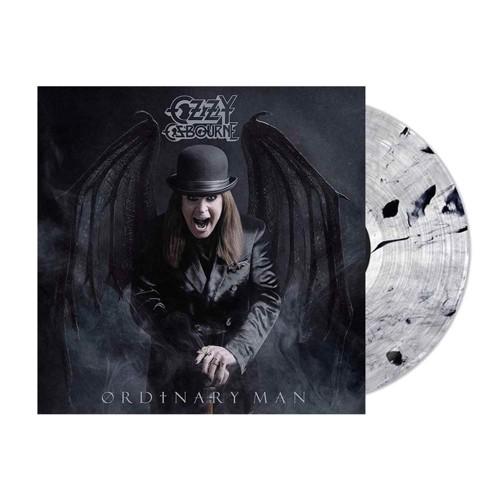 Ozzy Osbourne - Ordinary Man (Black & White Marbled) (LP)