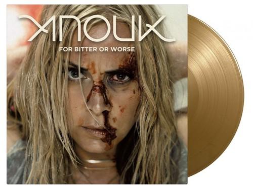 Anouk - For Bitter Or Worse (Gold coloured vinyl) (LP)