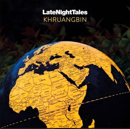 Khruangbin - Late Night Tales Pres. Khruangbin (Orange Vinyl) - 2LP (LP)