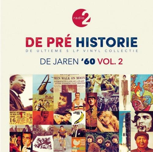 Various - De Pre Historie - De Jaren '60 Deel 2 - 5LP Box set (LP)
