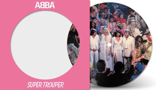 Abba - Super Trouper (Picture Disc) (SV)