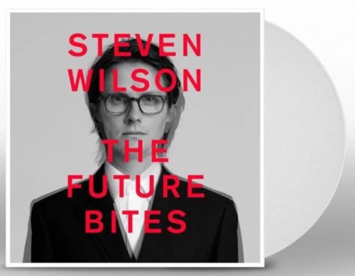 Steven Wilson - The Future Bites (White Vinyl Indie Only) (LP)