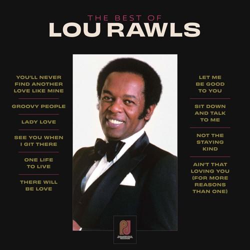 Lou Rawls - The Best Of Lou Rawls (LP)