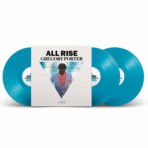 *  Gregory Porter - All Rise (Limited Coloured 3LP)