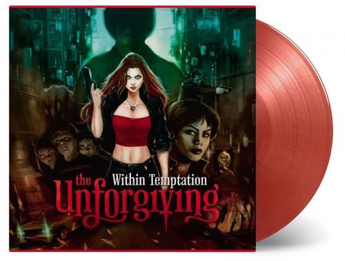 *   Within Temptation - The Unforgiving (Red Vinyl) - 2LP (LP)