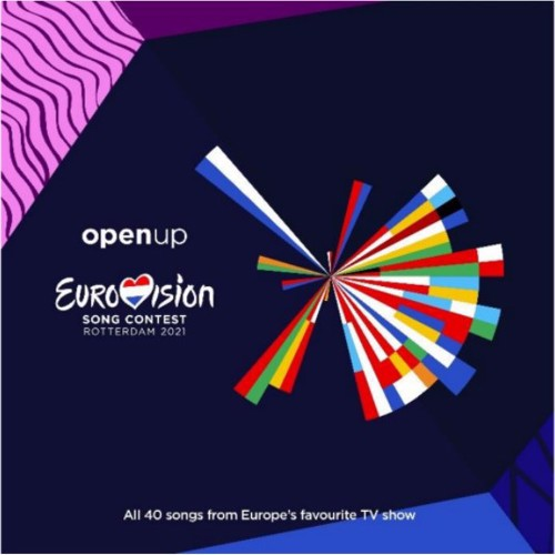 Various - Eurovision Song Contest 2021 - 2CD (CD)