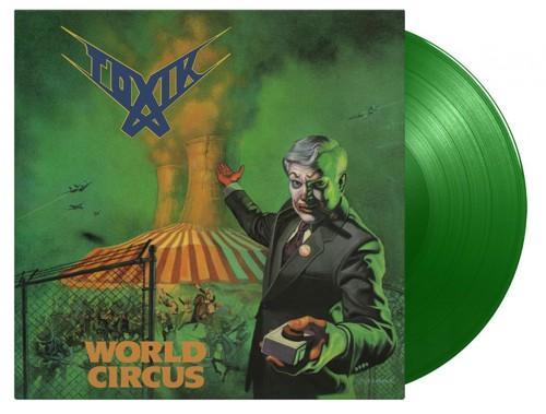 Toxik - World Circus (Green Vinyl) (LP)