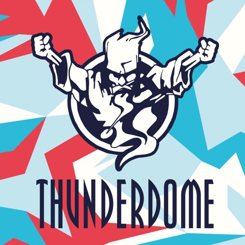 Various - Thunderdome 2019 - 3CD (CD)