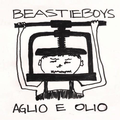 Beastie Boys - Aglio E Olio (Clear vinyl) - RSD21 (LP)
