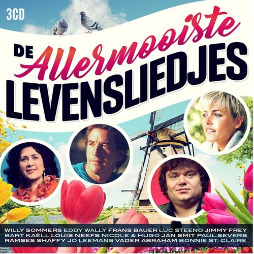 Various - De Allermooiste Levensliedjes - 3CD (CD)