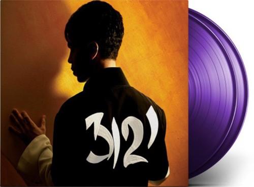 Prince - 3121 (Purple vinyl) - 2LP (LP)