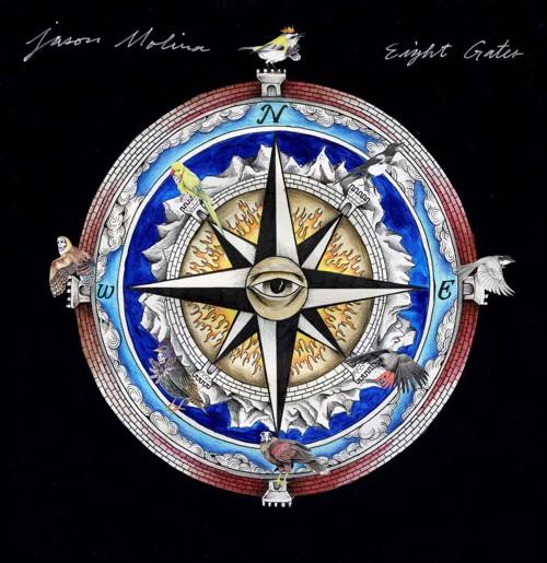 Jason Molina - Eight Gates (Shortcake Splash) (Coloured) (LP)