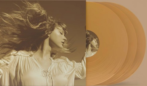 Taylor Swift - Fearless (Taylor's Version) (Gold Vinyl) - 3LP (LP)