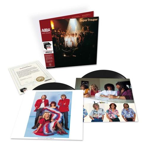 Abba - Super Trouper - 40th Anniversary (Half Speed Mastered) - 2LP (LP)