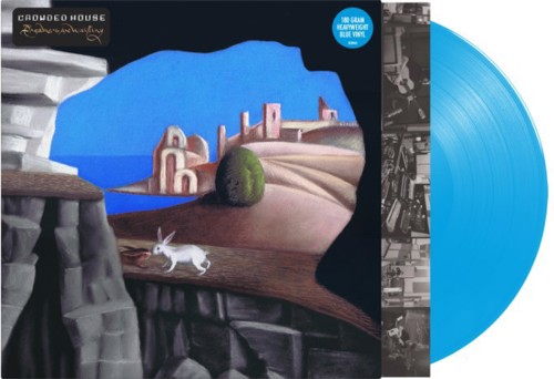 Crowded House - Dreamers Are Waiting (Blue Vinyl) (LP)
