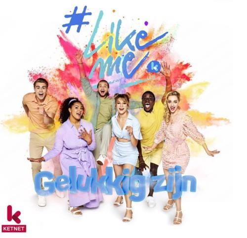 Likeme Cast - Gelukkig Zijn (CD)