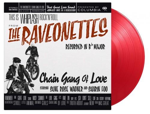 The Raveonettes - Chain Gang Of Love (Red Vinyl) (LP)