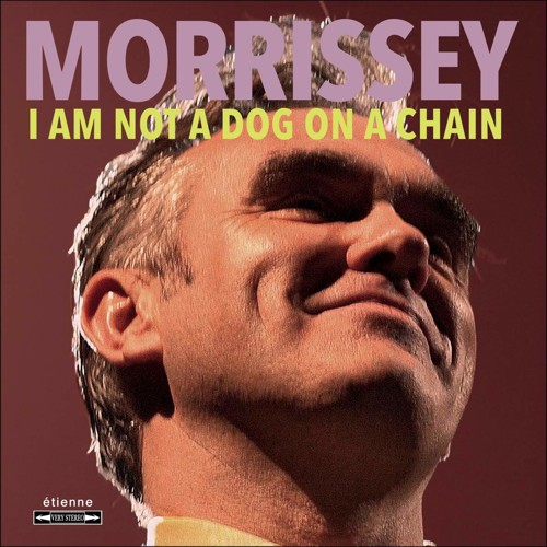 Morrissey - I Am Not A Dog On A Chain (Transparent Red Vinyl) (LP)