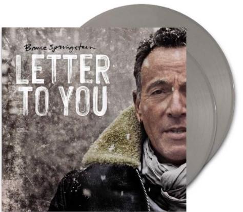 Bruce Springsteen - Letter To You (Grey Vinyl) - 2LP