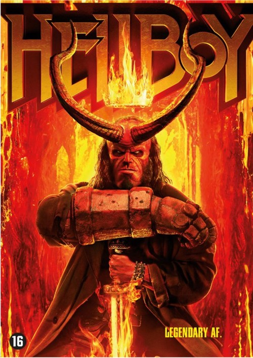 Film - Hellboy (DVD)
