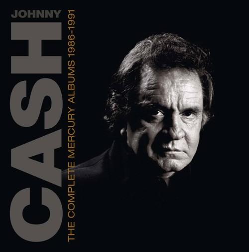 Johnny Cash - The Complete Mercury Albums 1986-1991 - Box set (LP)