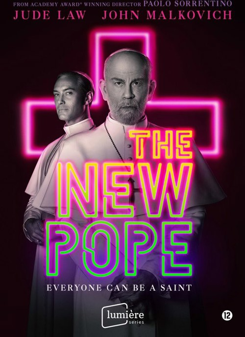 *         TV-Serie - The New Pope (DVD)