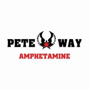 Pete Way - Amphetamine (White Vinyl - 500 Copies!) (LP)