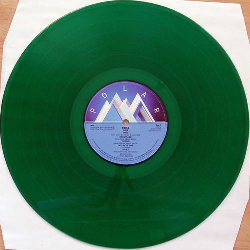 Frida - Shine (Green vinyl) (LP)