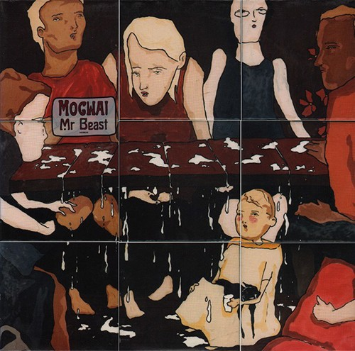 *           Mogwai - Mr Beast (Yellow vinyl) - RSD20 Aug - 2LP (LP)