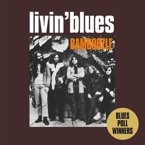 Livin' Blues - Bamboozle (White Vinyl) (LP)