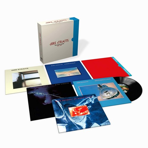 Dire Straits - The Complete Studio Albums 1978-1991 - 8LP Box set