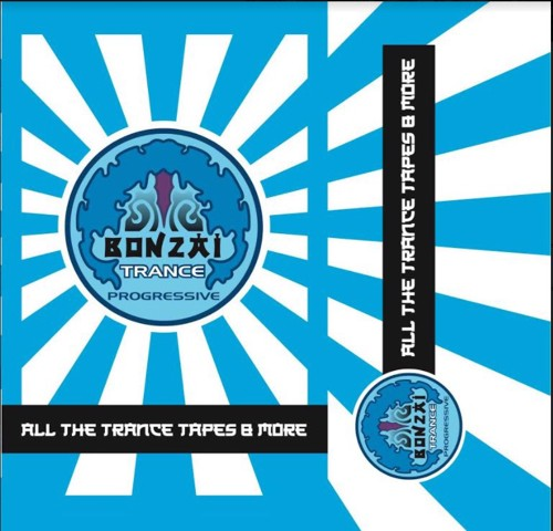 Various - Bonzai Trance Progressive - All The Trance Tapes & More (Double Musicassette) (MV)