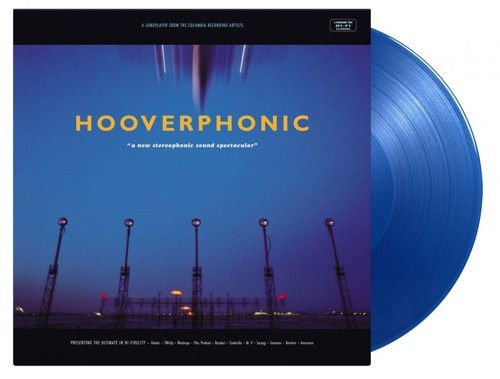 Hooverphonic - A New Stereophonic Sound Spectacular (Blue Vinyl) (LP)